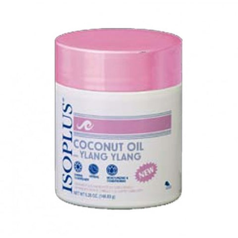 Isoplus coconut oil with ylang ylang 5.25oz