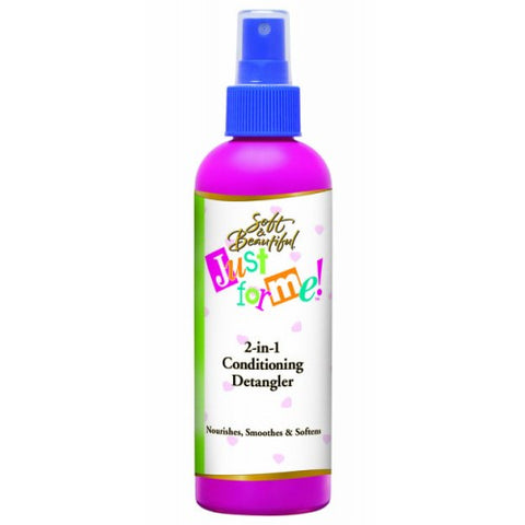 Just for me detangler spray 8oz