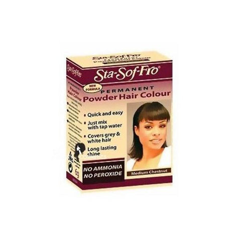 Sta sof fro dye cream hair colour chocolate