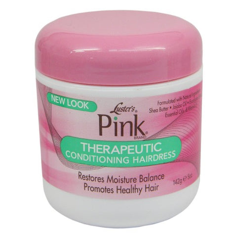 Luster's pink therapeutic conditioning hairdress 5oz