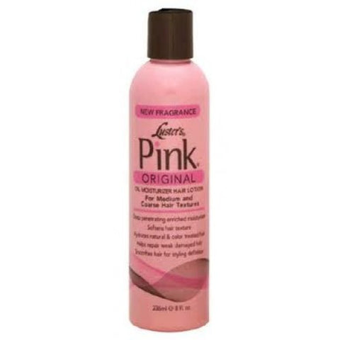 Pink oil moisturizer lotion 12oz