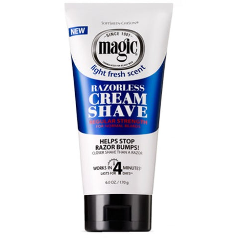 Magic shaving cream regular