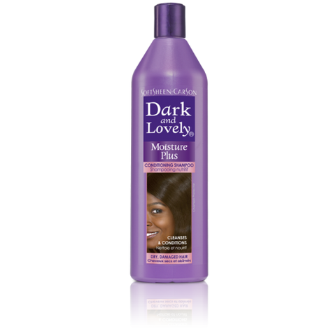 Dark & lovely moist seal  3 in 1 shampoo 500ml