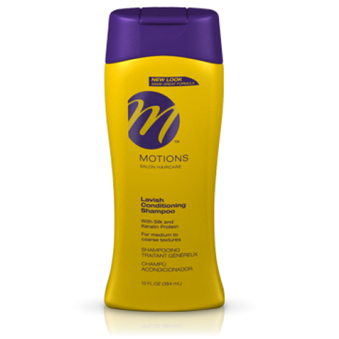 Motions lavish conditioning shampoo
