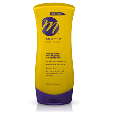 Motions weightless detangling conditioner