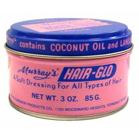 Murray's hair glo 3oz (pink jar)