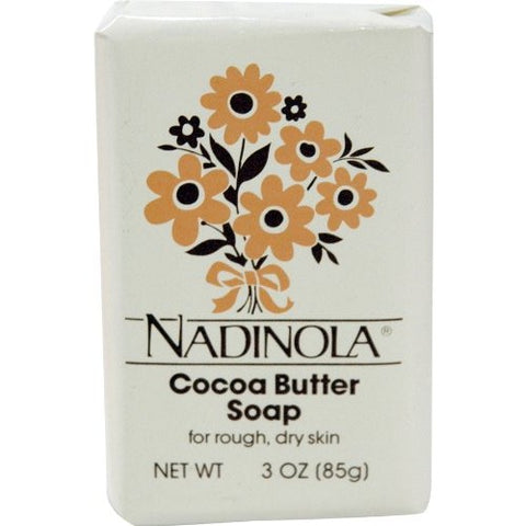 Nadinola cocoa butter soap 3oz
