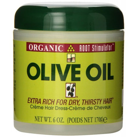 Organic root stimulator olive oil 6 oz