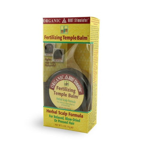 Organic root stimulator temple balm 2oz