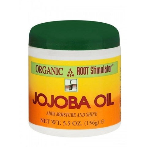 Organic root stimulator jojoba oil 5.5oz