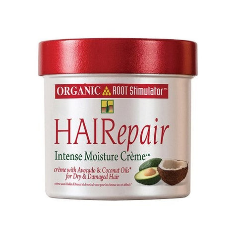 Organic root stimulator hair repair intense creme 5oz