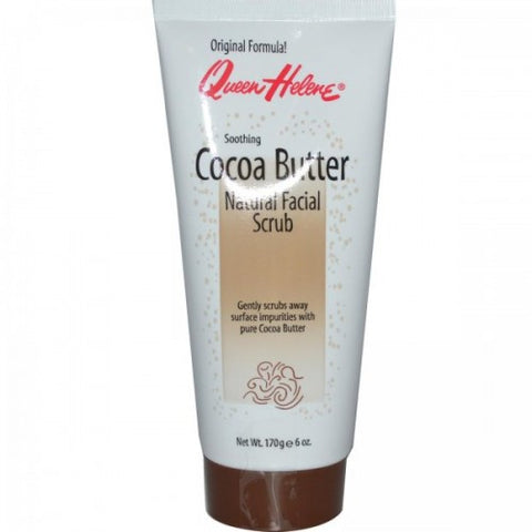 Queen helene cocoa butter scrub 6oz