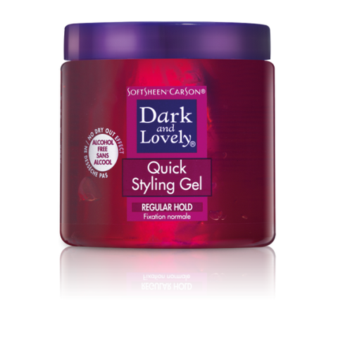 Dark & lovely quick styling gel