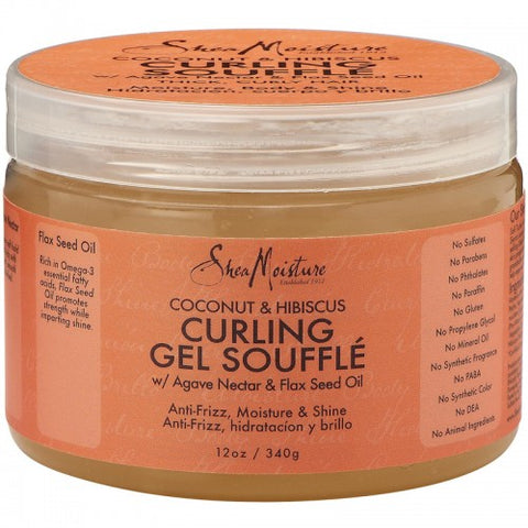 Shea moisture curl enhancing smoothie coconut & hibiscus 12oz