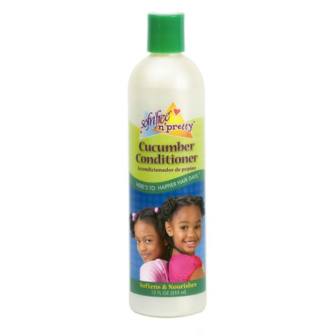 Sof n free pretty cucumber conditioner