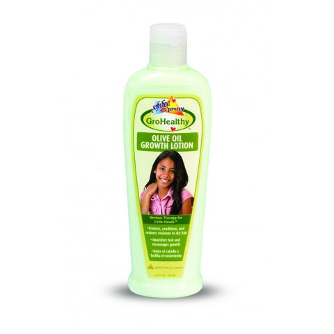Sof n free pretty gro healthy olive oil lotion