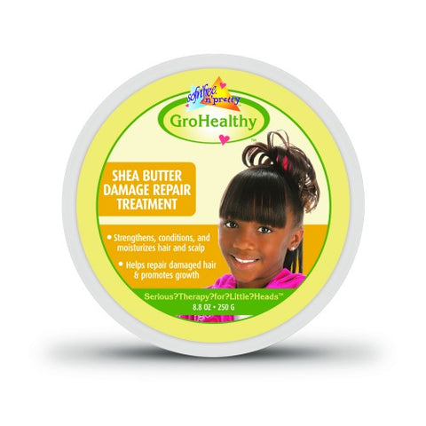 Sof n free pretty gro health shea b repair treatment