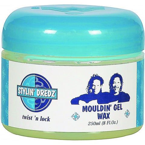 Styling dreadz mouldin gel wax jar 250ml