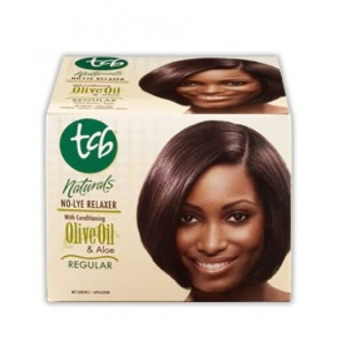 Tcb olive oil relaxer kit