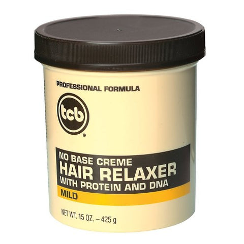Tcb hair relaxer 15oz. mild jar