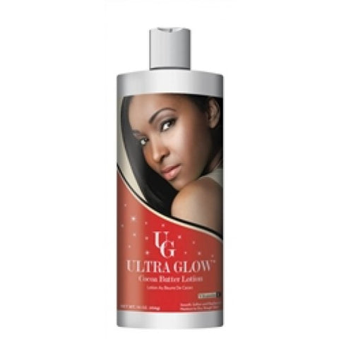 Ultra glow cocoa butter lotion
