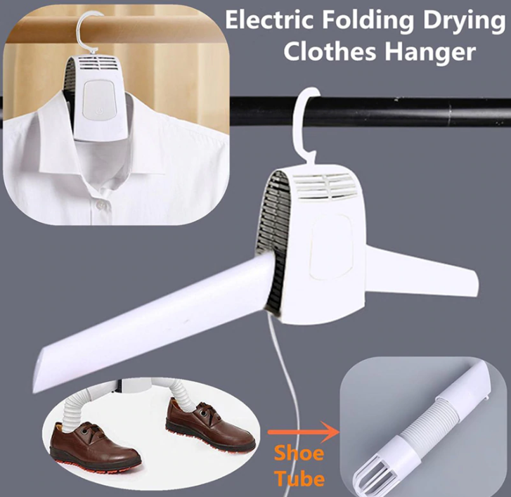 Clothes Smart Drying Hangar