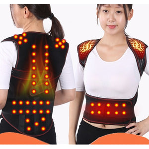 3 in 1 Posture Back Pain Ab Trainer