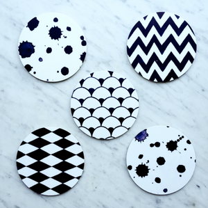 Coasters mix-n-match