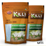 KILLI Bhringraj | Karisalankanni | Kayyonni | Eclipta Alba | False Daisy Leaves Powder, 100g (Pack of 2)