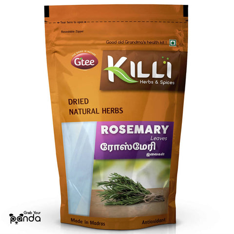 KILLI Rosemary Leaves, 60g