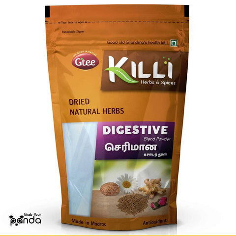 KILLI Digestive | Serimana | Pachak Blend Powder, 100g