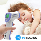 Richbean DT-8826 Infrared non-contact thermometer + Pulse Oximeter (Special Combo Offer)