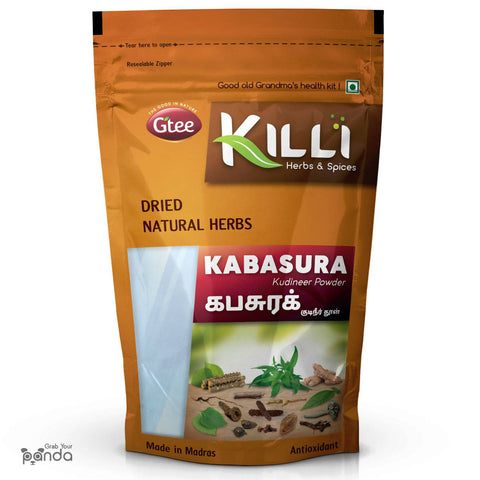 KILLI Kabasura Kudineer | Chooranam Powder, 100g