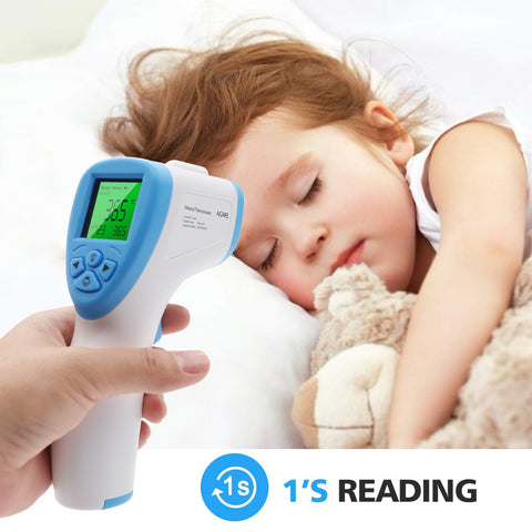 Infrared Non Contact Thermometer for fever detection AICARE A66