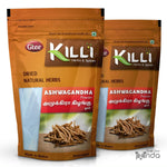 KILLI Ashwagandha | Amukkara Kizhangu Powder, 100g (Pack of 2)