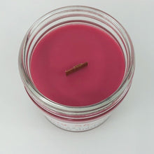 Load image into Gallery viewer, Strawberry Shortcake Wood Wick Soy Candle