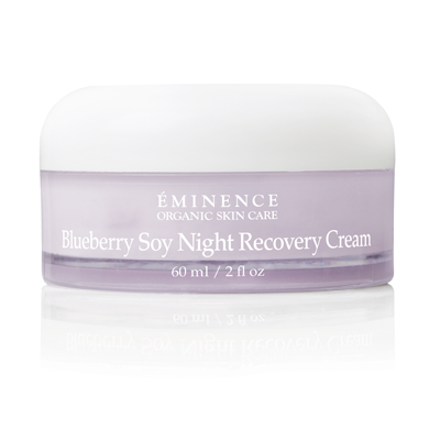 Eminence Organics: Blueberry Soy Night Recovery Cream