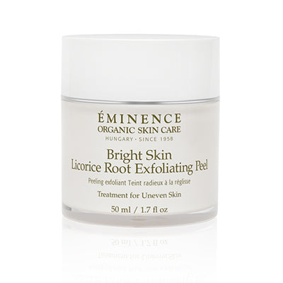 Eminence Organics: Bright Skin Licorice Root Exfoliating Peel