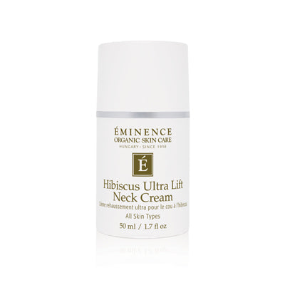Eminence Organics: Hibiscus Ultra Lift Neck Cream