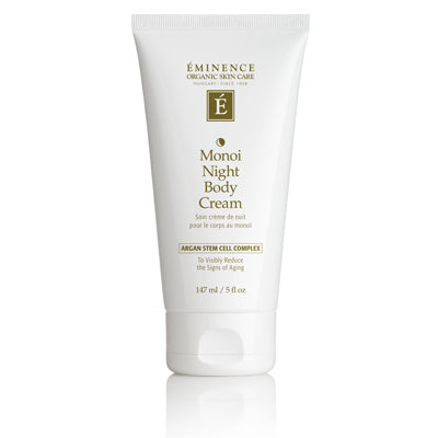Monoi Age Corrective Night Body Cream | Eminence Organics