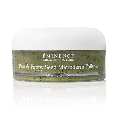 Pear & Poppy Seed Microderm Polisher | Eminence Organic Skincare
