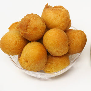 Auntie's Puff Puff, Donut and Chin Chin (6 PACK VARIETY)