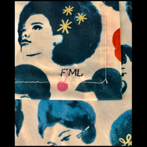 Expressive Cocktail Napkins - FML