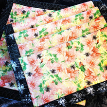 Load image into Gallery viewer, Dinner Napkins {Reversible} - Bee Kind