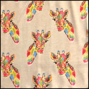 """Unpaper"" Towels - {Giraffe} - Additional Cost for Shipping"