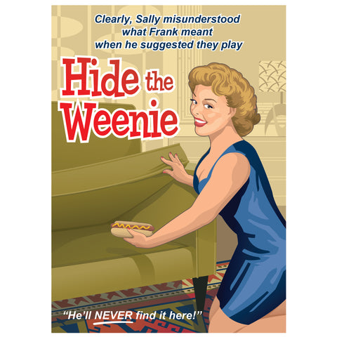 Hide the Weenie