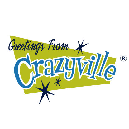 001 Crazyville Card Wholesale