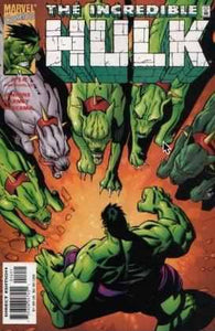 INCREDIBLE HULK VOL.2 #14 MARVEL | 2000 KEY