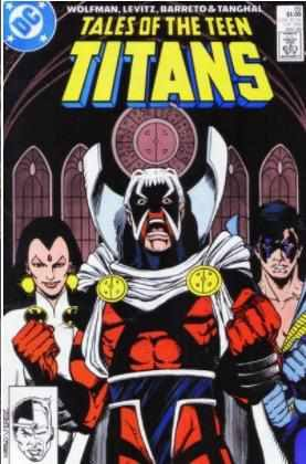 TALES OF THE TEEN TITANS #89  | DC |1988