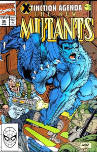 THE NEW MUTANTS #96 - MARVEL | 1990